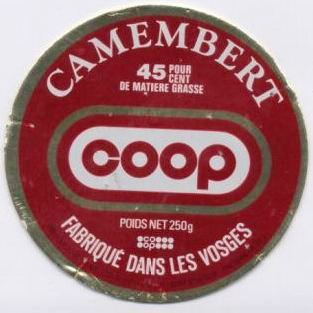LES FROMAGES COOP