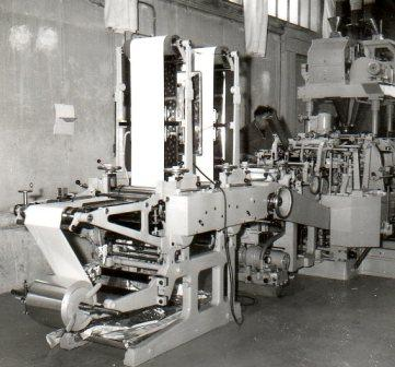 MACHINE CAFE HESSER 1959