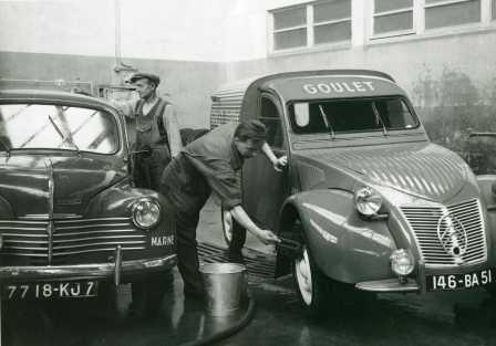 LE GARAGE 1953 VERNOUILLET