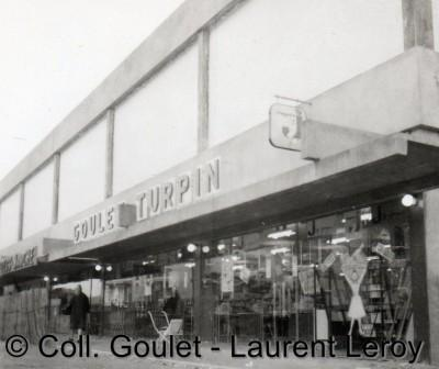 EXPRESS MARCHE GOULET SAINT CLOUD