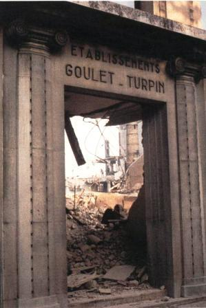 LE SIEGE DESTRUCTION OCTOBRE 1986 (3)