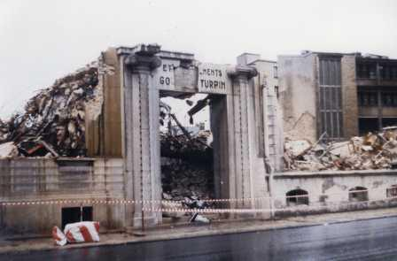 LE SIEGE DESTRUCTION OCTOBRE 1986 (4)
